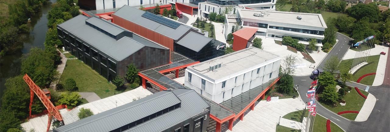 Mengqi Town harbors industrial design dreams